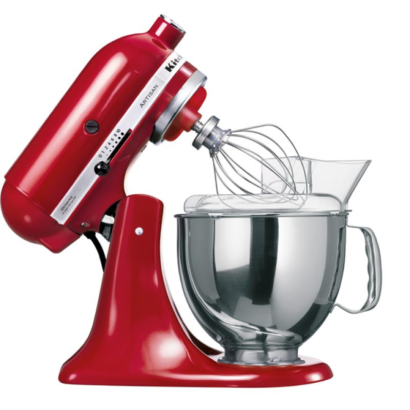 kitchenaid robot da cucina impastatrice da 4,8 l 5ksm150ps ... - Robot Da Cucina Impastatrice