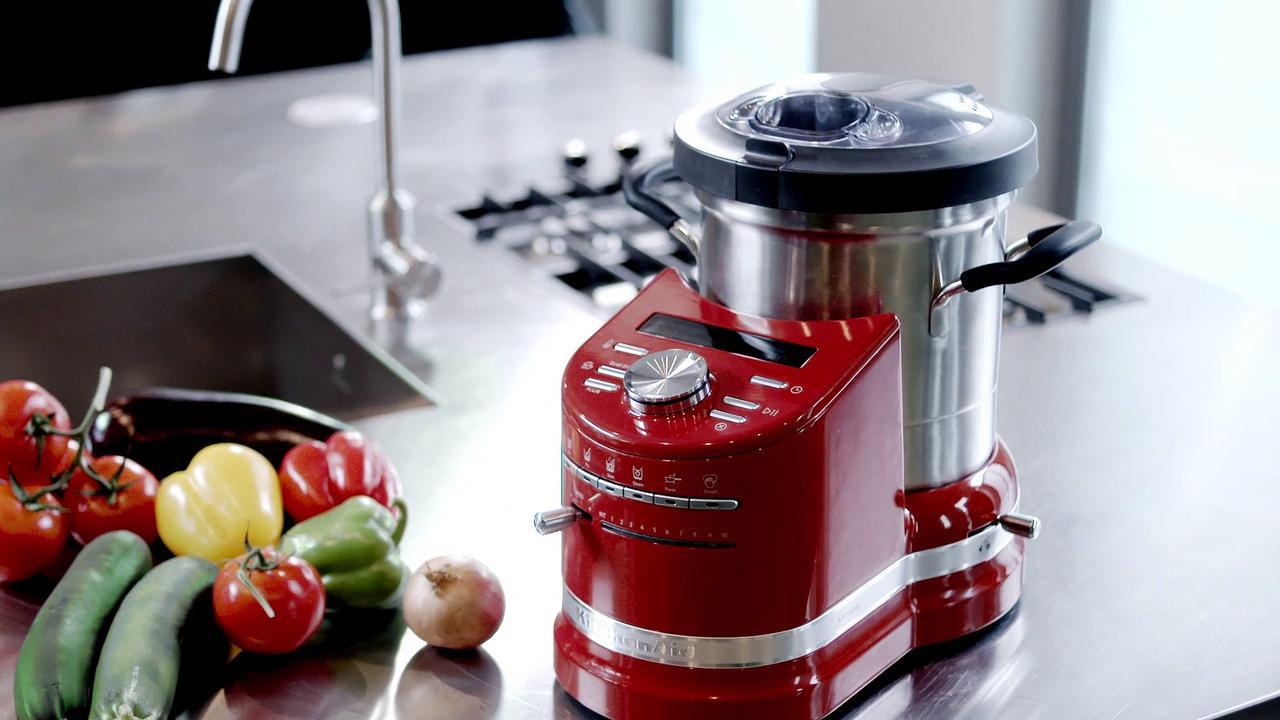 Kitchenaid food processor artisan carreri torino - Robot per cucinare kenwood ...