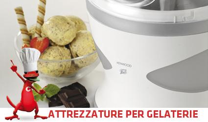gelaterie, planetarie per gelaterie