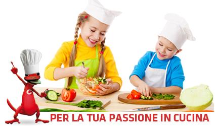Passione in cucina
