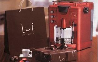Macchine per caffè lui l'espresso