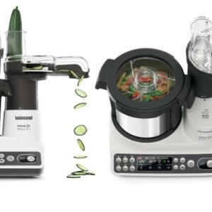 Food Processor Carreri Torino - Robot Da Cucina Che Cuoce - Smepool.com