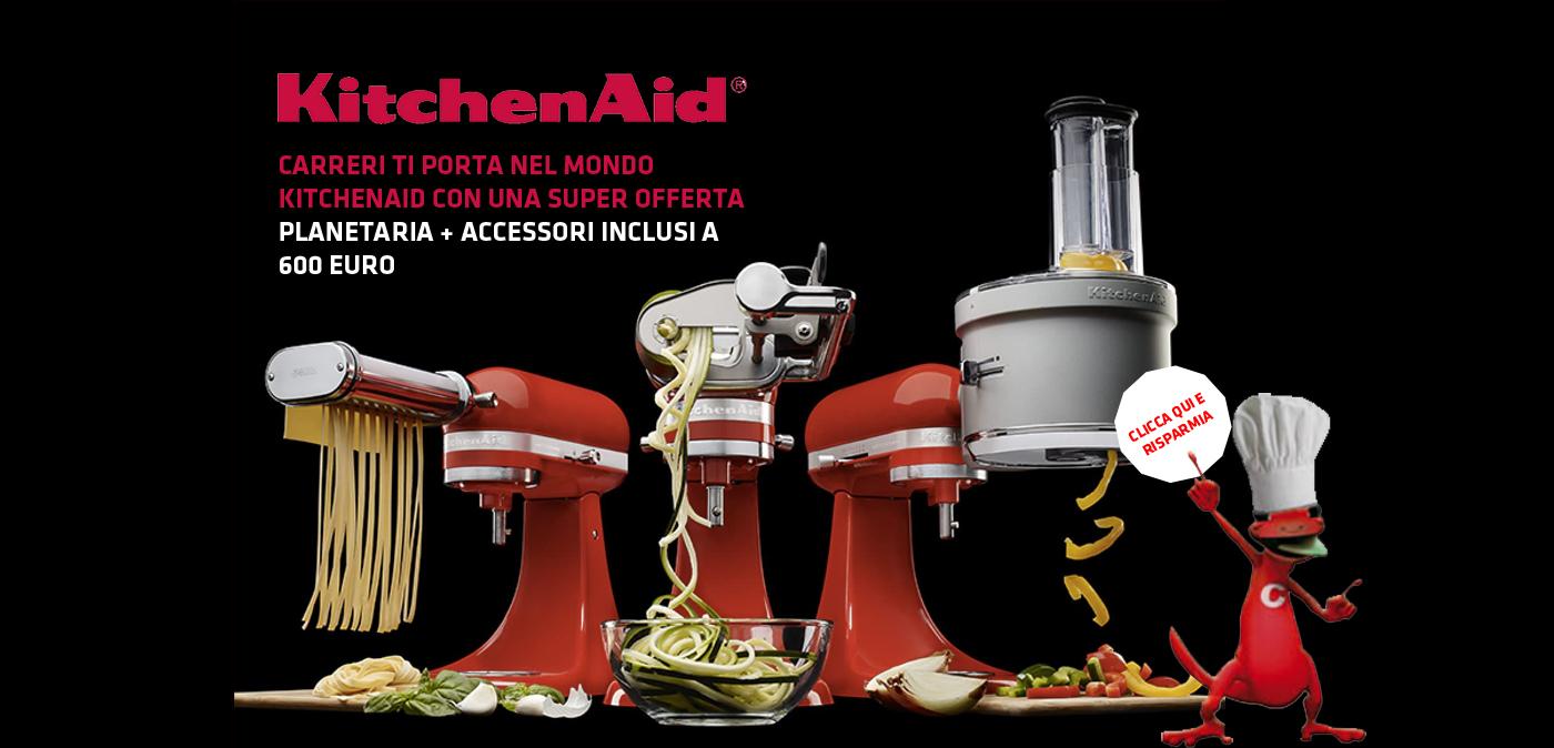 KichenAid Planetaria Offerta Torino
