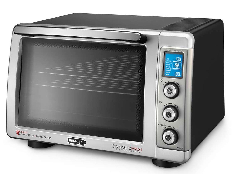 Delonghi forno elettrico sfornatutto maxi do 32852 carreri torino - Forno elettrico con microonde ...