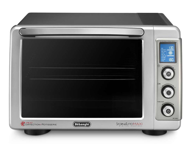 Delonghi forno elettrico sfornatutto maxi do 32852 carreri torino - Forno elettrico microonde ...