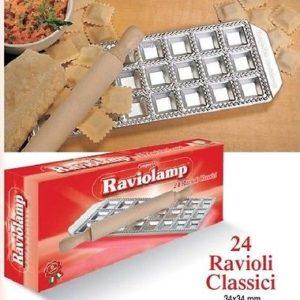 Raviolamp 24 ravioli classici