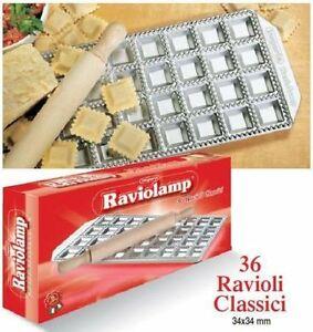 Raviolamp 36 ravioli classici