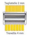 Tagliatelle Trenette
