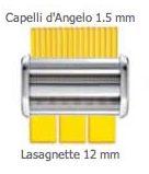 Capelli d'angelo Lasagnette