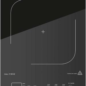 PRO MENÙ 2100 Piano cottura ad induzione a 1 piastra